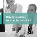 Cursus Contentstrategie voor het technisch mkb | 12 juni en 3 juli 2019