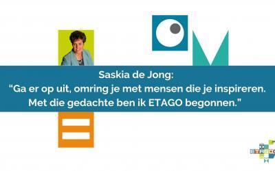 Samen naar het volgende niveau met kennisplatform ETAGO