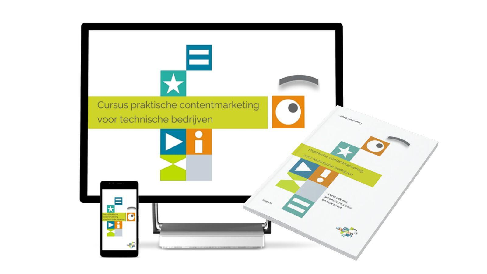 cursus praktische contentmarketing technische bedrijven