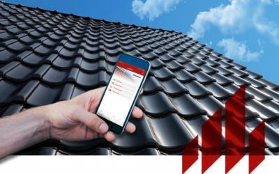 App voor dakdekker met technische informatie | Persbericht