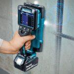 Flexibel inzetbare LXT muurscanner van Makita | Persbericht