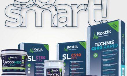 One Flooring Range van Bostik | Persbericht