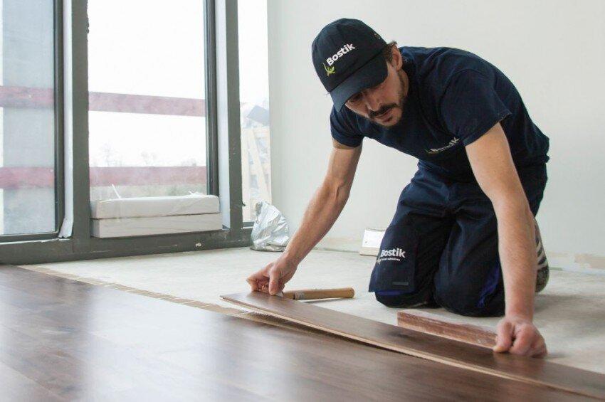 One Flooring Range Bostik