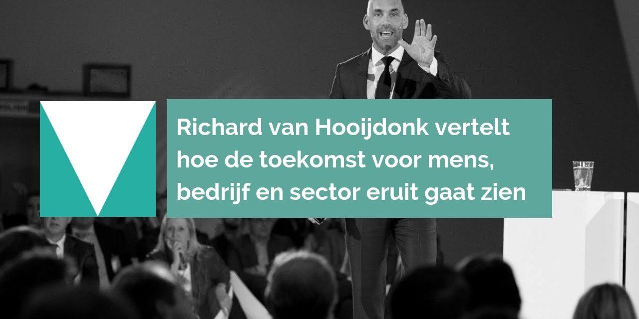 Waardevolle kennis en inspiratie van futurist Richard van Hooijdonk